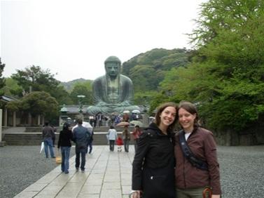 Kamakura fut la capitale du japon entre 1192 et 1338 et abrite de